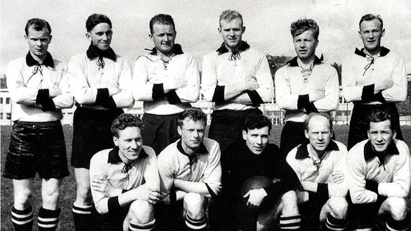 IK Start lagbilde 1959